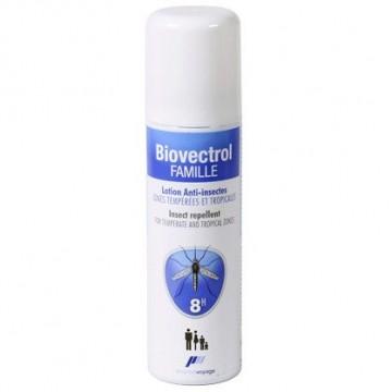 Biovectrol Familles - Répulsif anti-insectes cutané 100mL