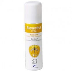 Biovectrol Tissu - Répulsif et insecticide 100mL