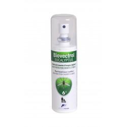 Biovectrol Eucalyptus - Répulsif anti-insectes spécial tropiques